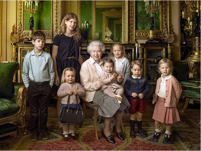 Pierwsze oficjalne zdjęcia księcia Louisa