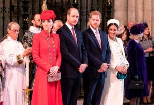 Biuro księcia i księżnej Sussex przenosi się do Pałacu Buckingham! + więcej informacji
