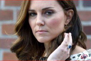 Co się stało z pierścionkiem zaręczynowym księżnej Kate? Kryzys w rodzinie królewskiej nabiera na sile
