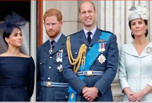 Kate i William pokazali co sądzą o Meghan! Złożyli życzenia Harry'emu publikując zdjęcie bez jego żony