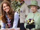 Królewskie ognisko! Na wydarzeniu zorganizowanym przez harcerzy pojawiła się Elżbieta II, Kate Middleton i znany podróżnik!